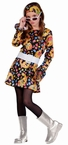 Child's Disco Daisy Go Go Costume