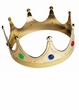 Child's Gold Royalty Crown