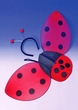 Child's Lady Bug Wings and Headband Kit