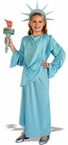 Child's Little Miss Liberty Costume