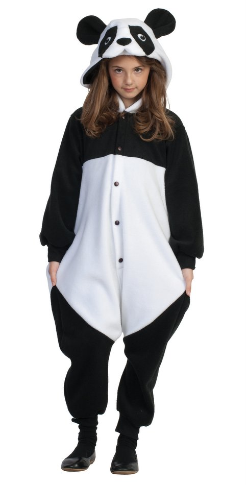 Childu0027s Parker the Panda Funsies Costume  sc 1 st  Candy Apple Costumes & Childu0027s Parker the Panda Funsies Costume - Candy Apple Costumes ...