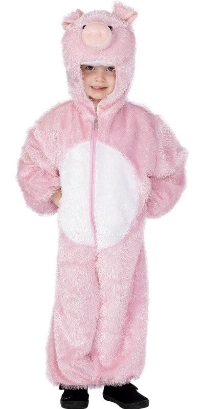 Childs Pig Costume Candy Apple Costumes Animal Costumes