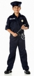 Child's Police Officer Costume