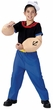 Child's Popeye Costume