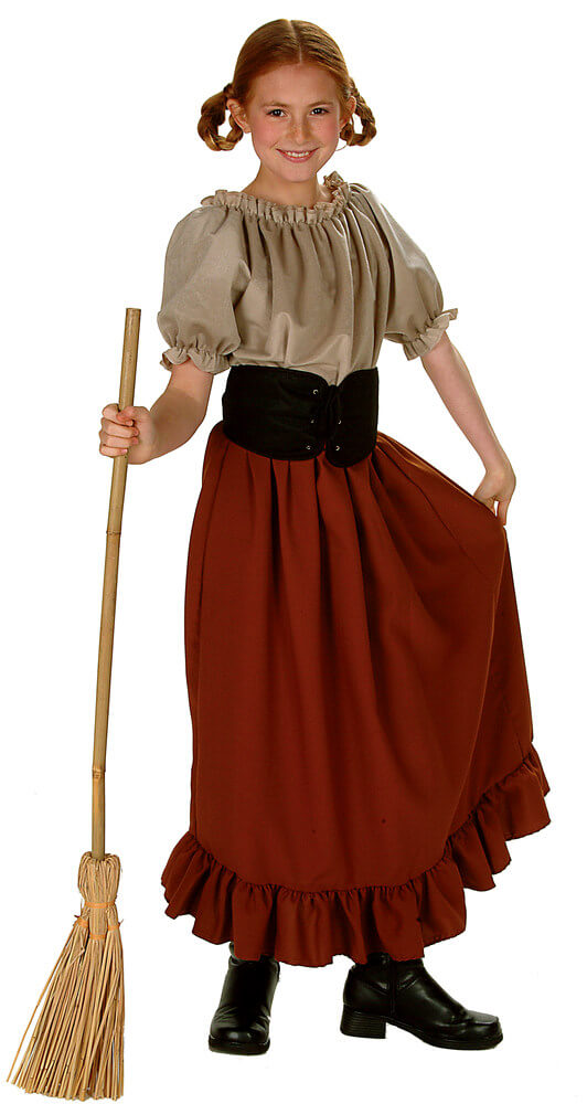 Childu0027s Renaissance Peasant Girl Costume  sc 1 st  Candy Apple Costumes & Childu0027s Renaissance Peasant Girl Costume - Candy Apple Costumes ...