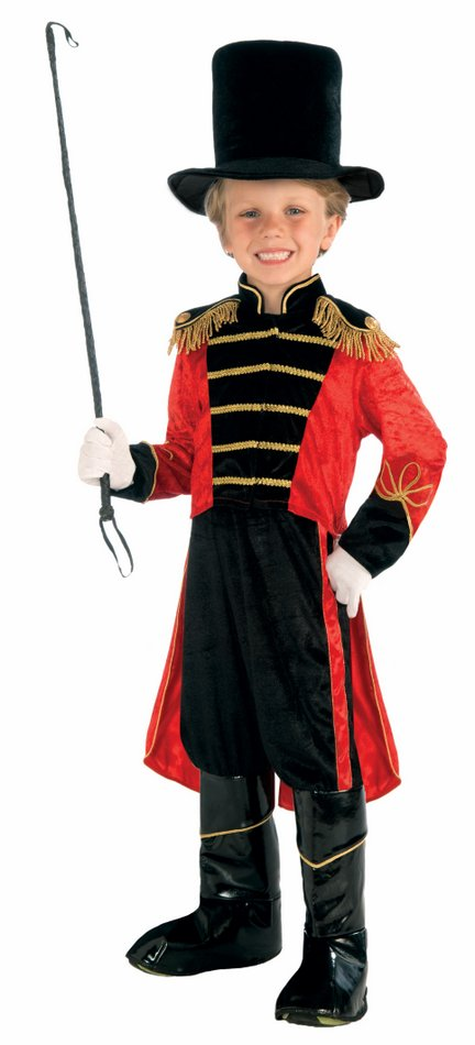 Childu0027s Ring Master Costume  sc 1 st  Candy Apple Costumes & Childu0027s Ring Master Costume - Candy Apple Costumes - Circus Ring ...