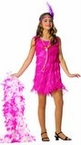 Child's Sassy Flapper Costume - More Colors