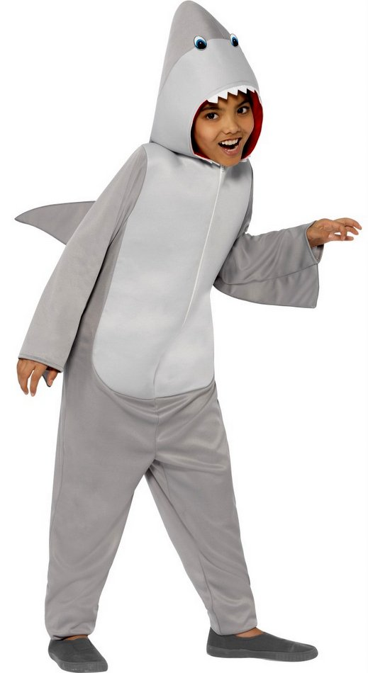 Childu0027s Shark Costume  sc 1 st  Candy Apple Costumes & Childu0027s Shark Costume - Animal Costumes - Funny Costumes