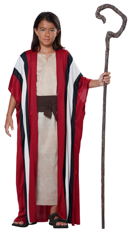Childu0027s Shephard or Moses Costume  sc 1 st  Candy Apple Costumes : kids biblical costumes  - Germanpascual.Com