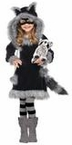 Child's Sweet Raccoon Costume