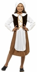Child's Tudor Girl Costume