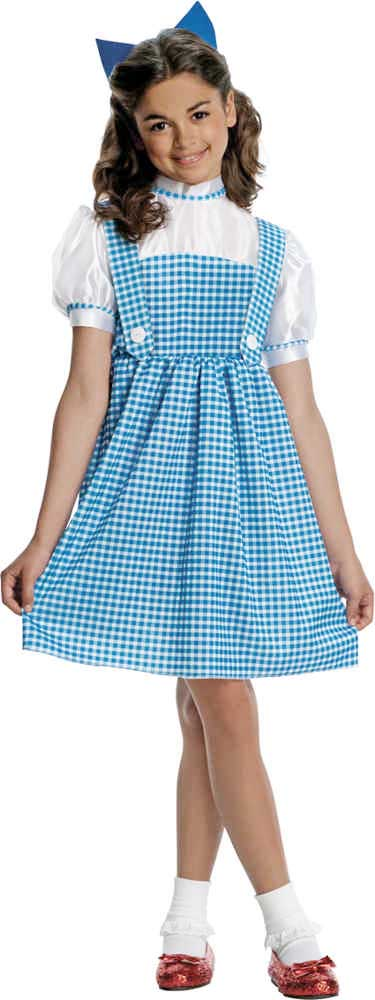 Child's Wizard of Oz Dorothy Costume - Candy Apple Costumes - See ...