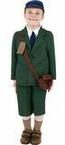 Child's World War II Boy Costume