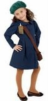 Child's World War II Girl Costume