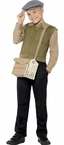 Child's WWII Evacuee Boy Kit Costume