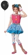 Child Size Dotsy Clown Costume