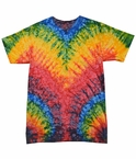 Child Size Woodstock Tie Dye Tee Shirt