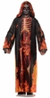 Child/Teen Underworld Burning Skeleton Costume