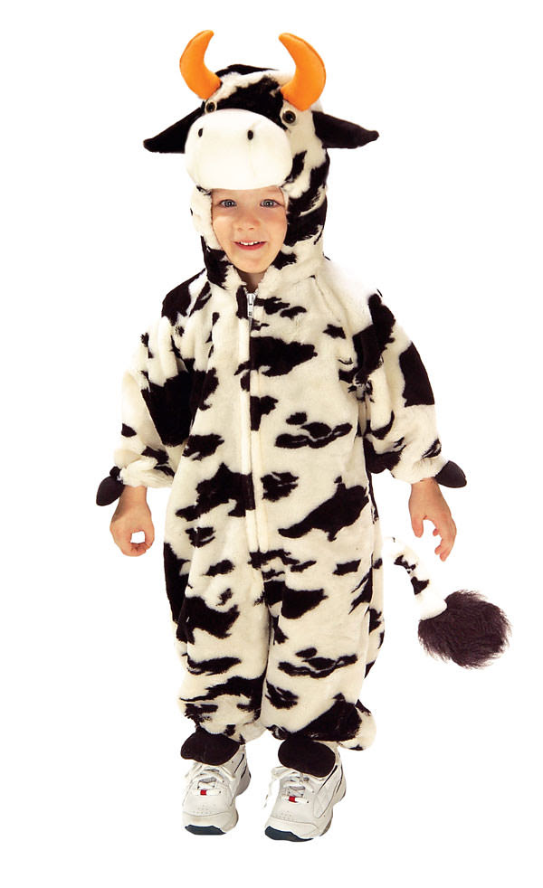 Child/Toddler Lilu0027 Moo Cow Costume Size Small  sc 1 st  Candy Apple Costumes & Child/Toddler Lilu0027 Moo Cow Costume - Candy Apple Costumes ...