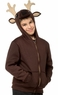 Child/Tween Reindeer Hoodie Costume