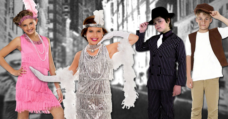 1920s Costumes for Kids - Kids' '20s Costumes