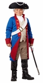 Child's American Patriot Costume