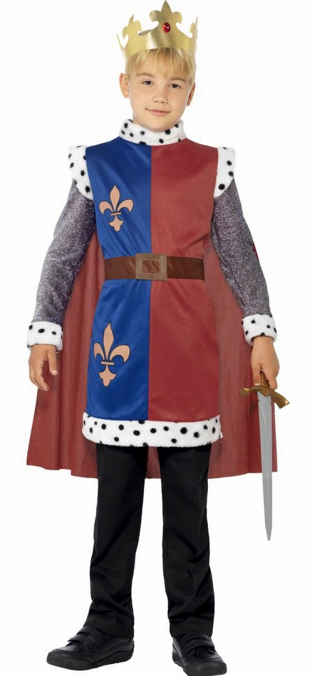 Child S King Arthur Costume Kids Medieval Costumes Castles And