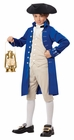 Child's Paul Revere Colonial Costume