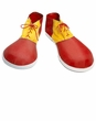 Child's Red/Yellow Clown Shoes