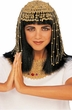 Cleopatra Gold Beaded Headpiece