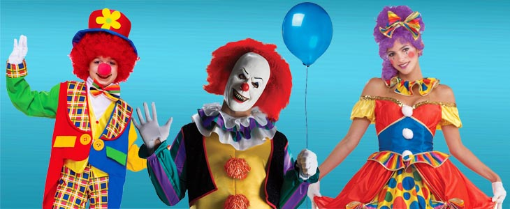 Clown Costumes