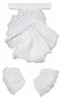Colonial Jabot and Cuffs Set