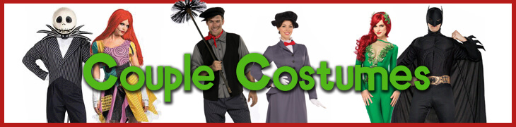 Couple and Group Costumes  sc 1 st  Candy Apple Costumes & Couple u0026 Group Costumes - Best Costumes for Couples
