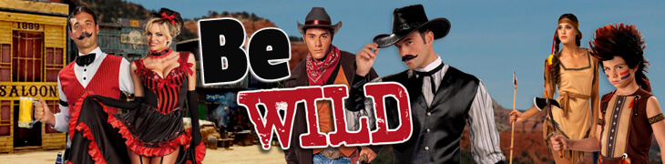 Adult Wild West Costumes