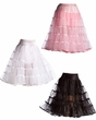 Deluxe 27-inch Petticoat - More Colors