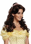 Deluxe Adult Disney Belle Wig