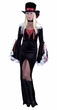 Deluxe Adult Dracula Dress Vampire Costume