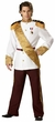Deluxe Adult Prince Charming Costume, Size Medium