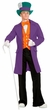 Deluxe Adult Purple Mad Hatter Costume