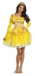 Deluxe Adult Sassy Belle Costume - Beauty and the Beast