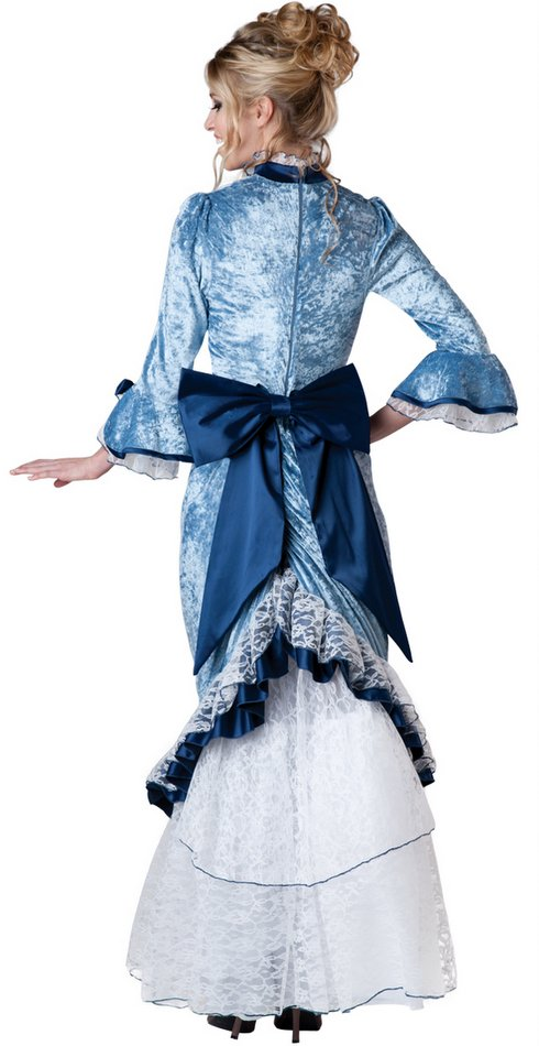 deluxe adult victorian lady costume  candy apple costumes