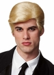 Deluxe Blond Real Man Wig