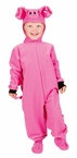 Deluxe Child's Microfiber Little Pig Costume