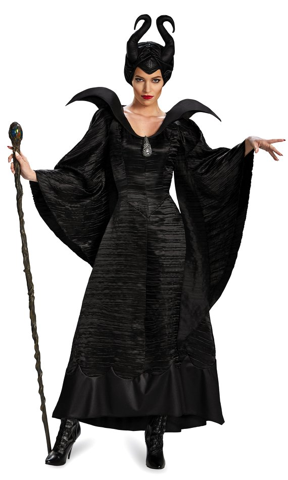 Disney Maleficent Christening Gown Deluxe Adult Costume