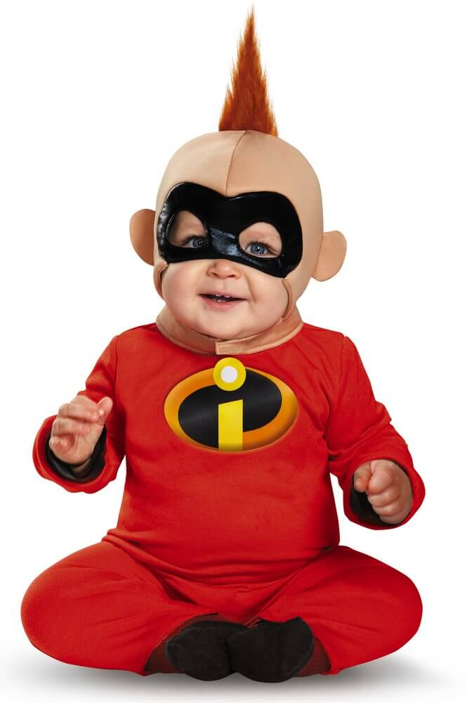 Deluxe Infant Baby Jack Jack Incredibles Costume  sc 1 st  Candy Apple Costumes & Deluxe Infant Baby Jack Jack Incredibles Costume - Candy Apple ...