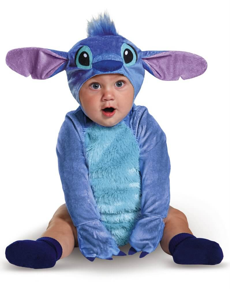 Deluxe Infant Stitch Costume - Lilo and Stitch  sc 1 st  Candy Apple Costumes & Deluxe Disney Infant Stitch Costume - Shop Disney at Candy Apple ...