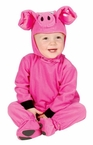 Deluxe Infant/Toddler Microfiber Little Pig Costume