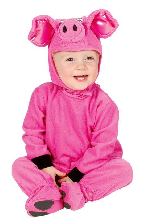 Deluxe Infant/Toddler Microfiber Little Pig Costume  sc 1 st  Candy Apple Costumes & Deluxe Infant/Toddler Microfiber Little Pig Costume - Candy Apple ...