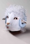 Deluxe Latex Sheep Mask