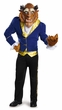Deluxe Plus Size Beast Costume - Beauty and the Beast